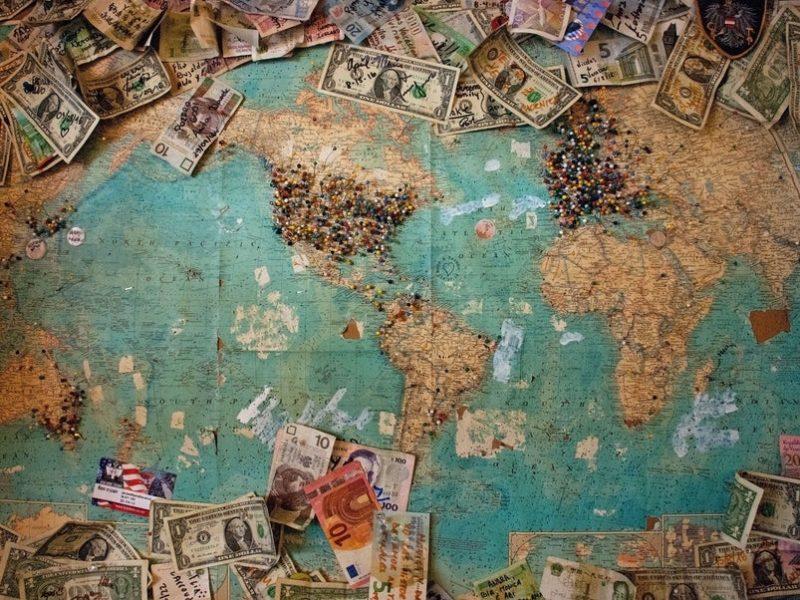 Die Welt braucht globale Steuergerechtigkeit.  Manifest für eine linke Steueroffensive.