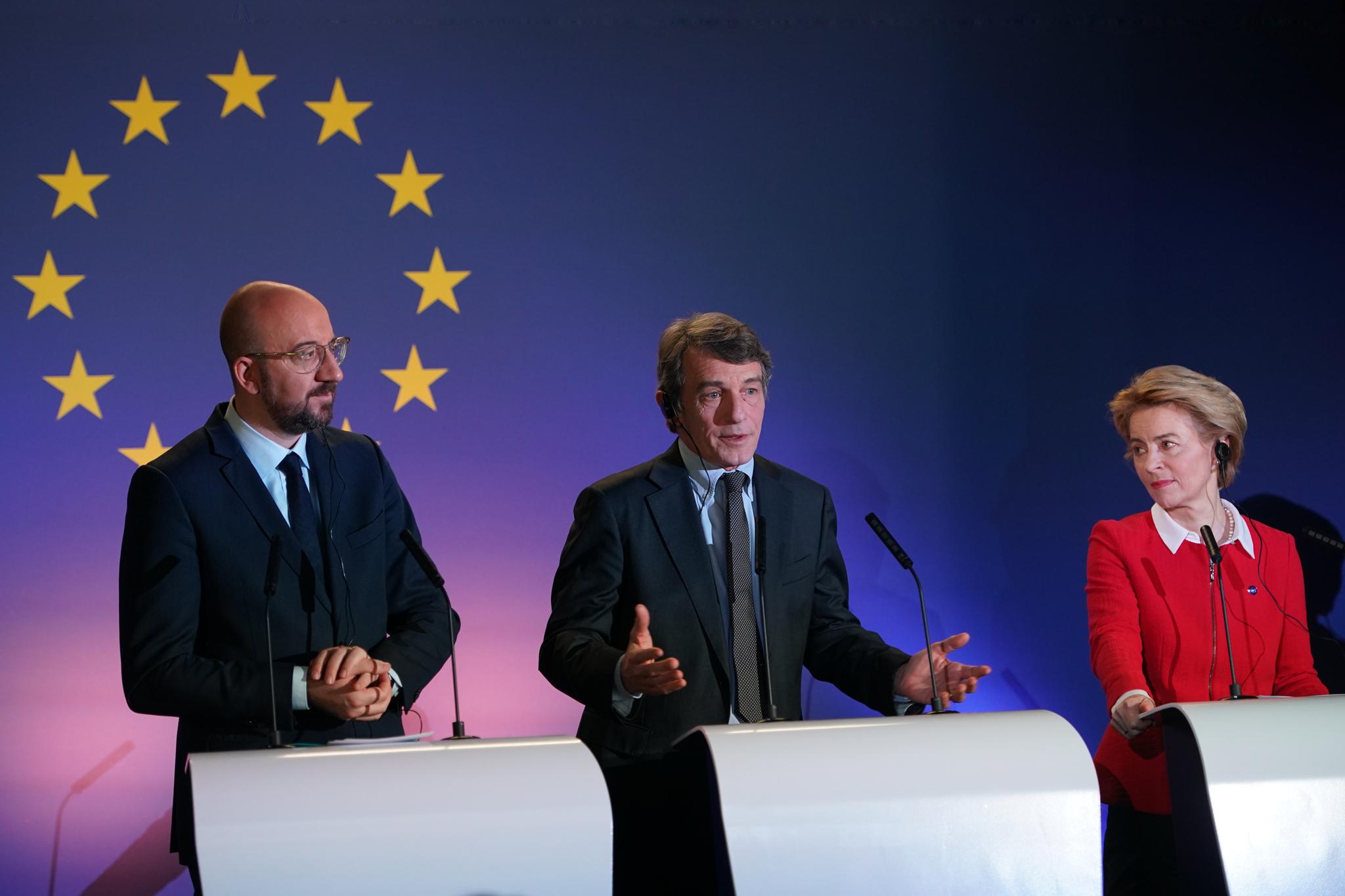 #NextGenerationEU – Anfrage an unsere europäische Solidarität