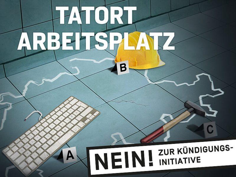 Nein zum Angriff auf Schweizer Löhne und Wohlstand!