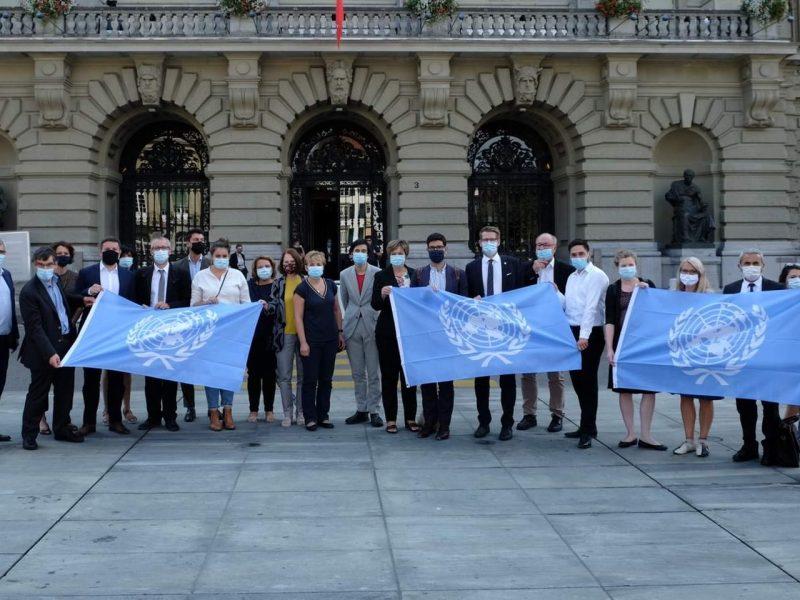 75 Jahre UNO – Die Welt braucht mehr davon!