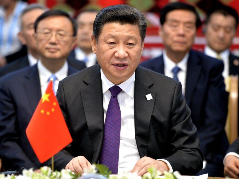 Die Entscheidung: EU oder China?
